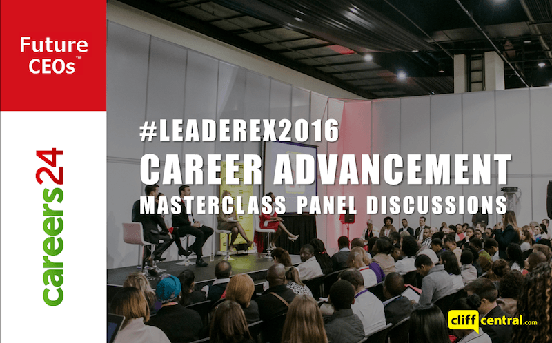future-ceos-cliffcentral-careers24-leaderex-career-advancement-panel-discussions