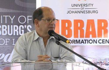 Prof. Theo Veldsman