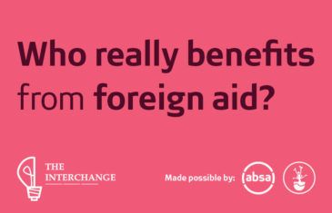 Who really benefits from foreign aid?