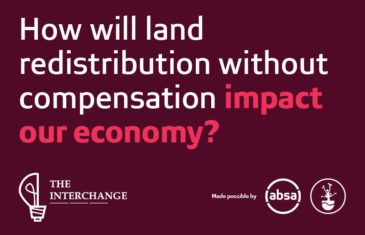 How will land redistribution without compensation impact our economy?