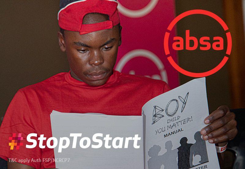 #StopToStart: David Wingfield
