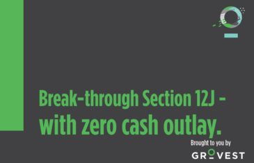 The Section 12J Show: Break-through Section 12J with zero cash outlay - Pepperclub Invest
