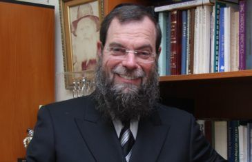 #LivingInLockdown: Rabbi Goldman