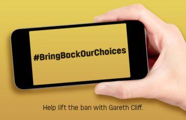 #BringBackOurChoices