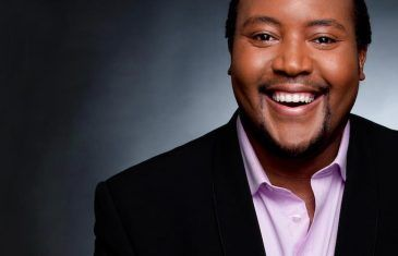 Njabulo Madlala: London-based South African baritone