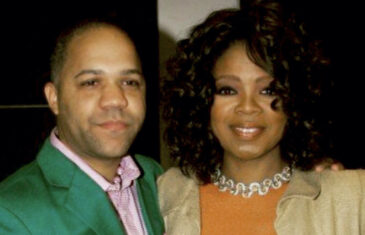 Meeting Oprah, The Art of Influence