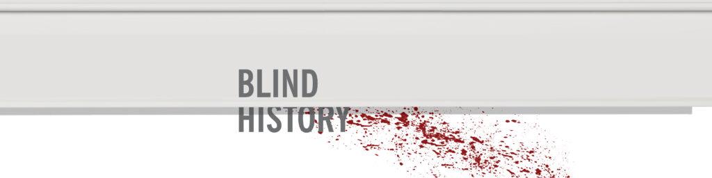 Blind History - Apple Podcast Blind History Banner