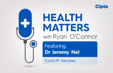 Covid-19 Vaccines with Dr Jeremy Nel