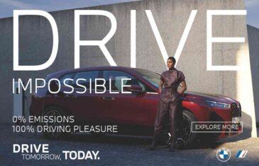 BMW Drive Tomorrow, Today - Peter Van Binsbergen