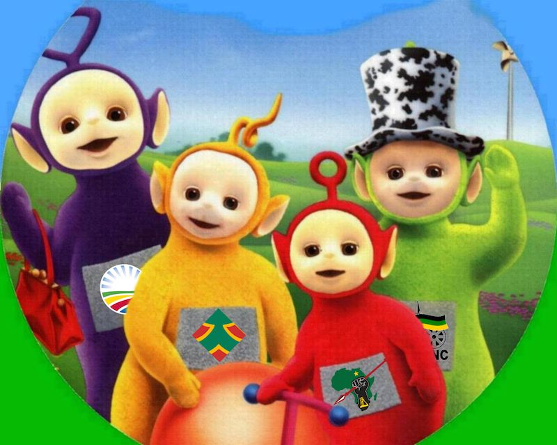 TeletubbiesParly