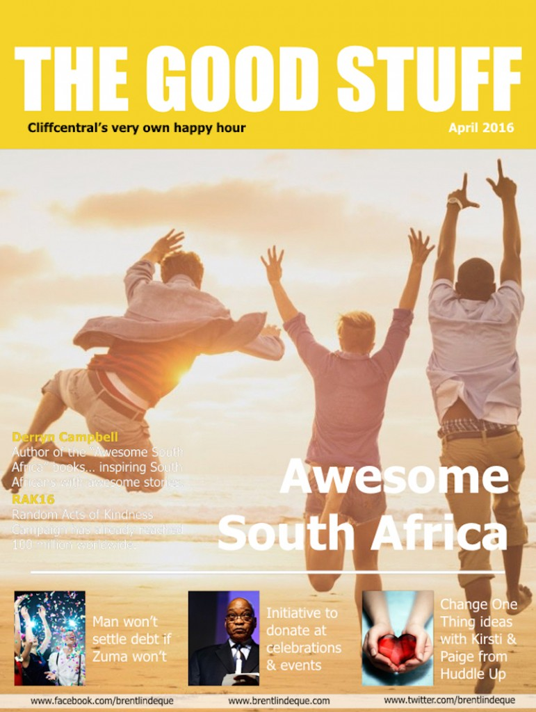160412 brent lindeque the good stuff page