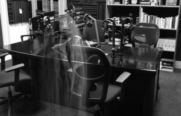 #GCS - Podlet ghost in studio