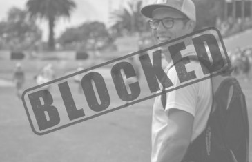 #GCSPoldet - Ben blocked on twitter