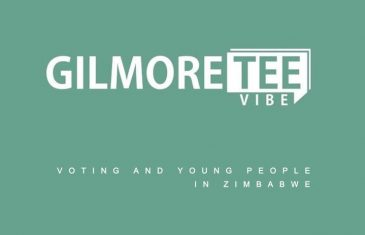 The Gilmore Tee Vibe - Voting & Young People in Zimbabwe