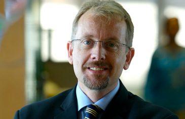 Mark Walker from the International Data Corporation