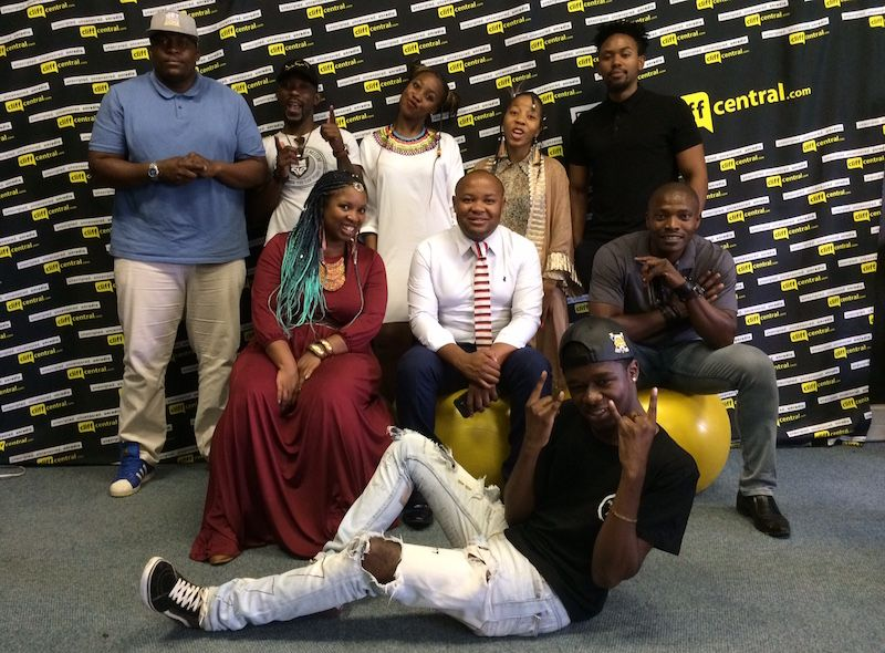 Teboho and Bulelani host the ladies from Brainbow Conscious Creatives, as well as Sobhuza Nkosi - co-founder of Know Thy Neighbour