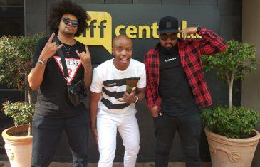 Weza Matomane, DJ Deckburna and Terrence K