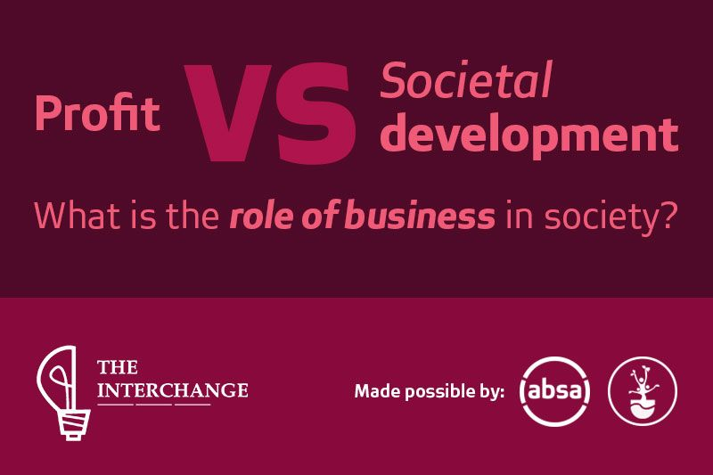 The Role of Business in Society