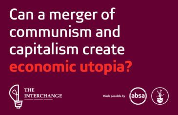 Can a merger of communism and capitalism create economic utopia?