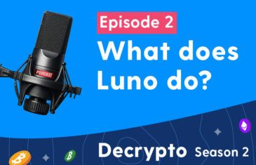 What does Luno do?
