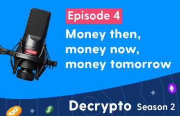 Money then, money now, money tomorrow