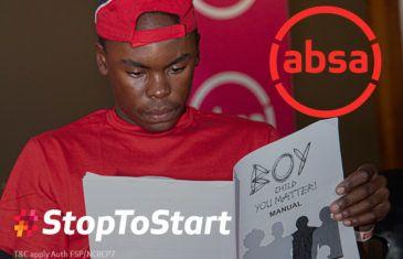 #StopToStart: Charley Pietersen
