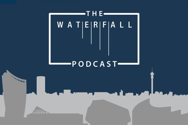 Waterfall Podcast - Episode Banner