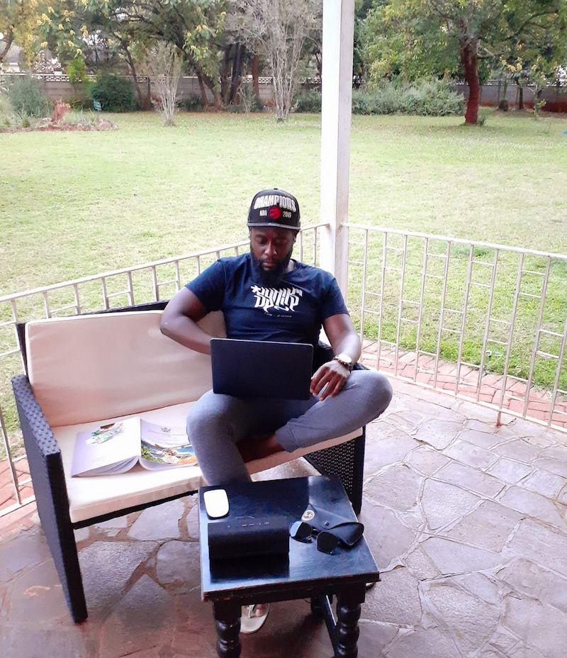 #LivingInLockdown: K.F. Malindi