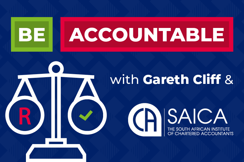 Be Accountable: Jeanne Viljoen - Project Director at SAICA