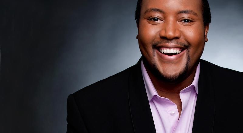 Njabulo Madlala: London-based South African baritone