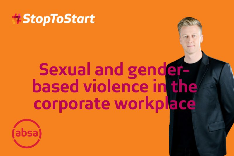 #StopToStart: Sexual & Gender-Based Violence in the Corporate Workplace