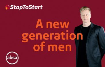 #StopToStart: A New Generation of Men