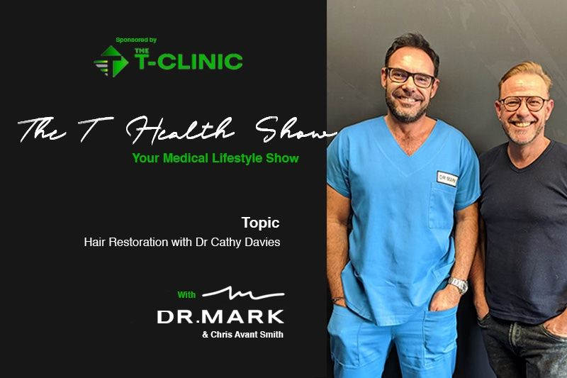 Hair Restoration with Dr Cathy Davies