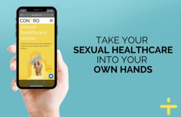 Sexual Healthcare Online with Contro